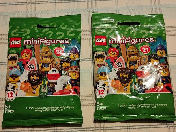 Lego Minifigures series 21 - 2