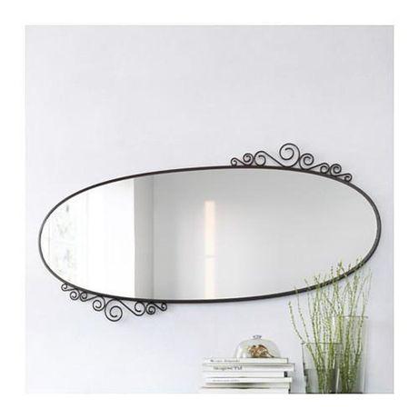 Espelho EKNE IKEA oval 70x150 cm