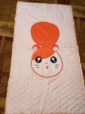 Одеяло детское в отличном состоянии