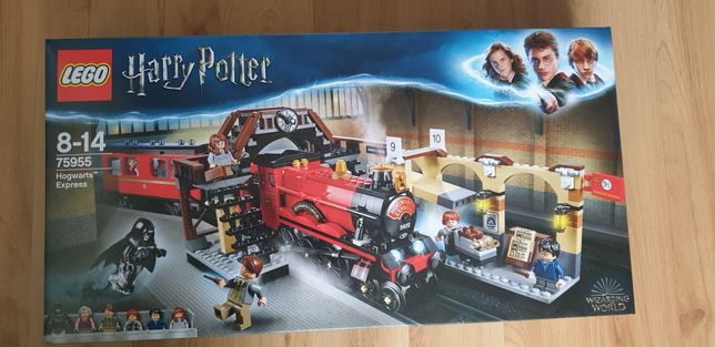 Lego Harry Potter 75955 Expres do Hogwartu