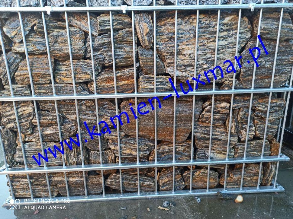 Kora kamienna 63/250 mm/GABION/w big--bag/płukana/PROMOCJA! Tłuszcz - image 1