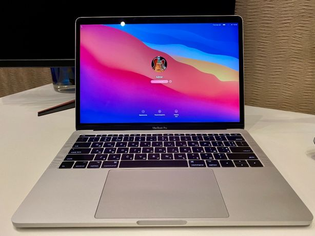 MacBook Pro 13 (MPXU2) 2017, i5, 8 GB, SSD 256, 112 циклов! Идеал!