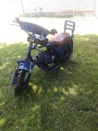Продам. Самодельний мотоцикол