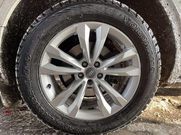 Комплект колес Audi Q7 255/55 R19