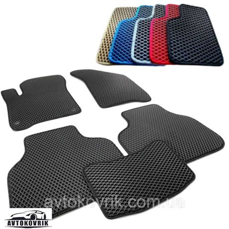 Коврики в салон EVA Toyota Rav4/Auris/Yaris/Corolla/Camry/Avensis/CH-R