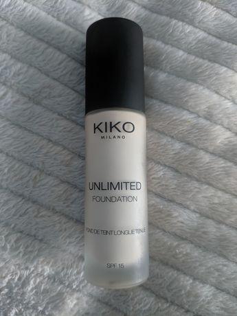 Тональный флюид kiko Unlimited Foundation.