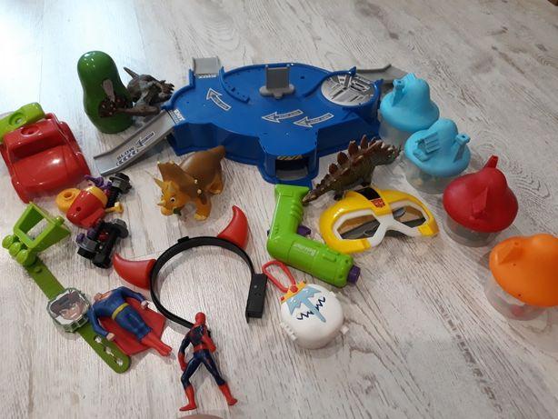 zestaw hot whells zabawki