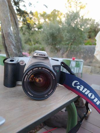 Máquina Analógica Canon EOS 500N