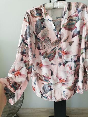 Bluzeczka w kwiaty
