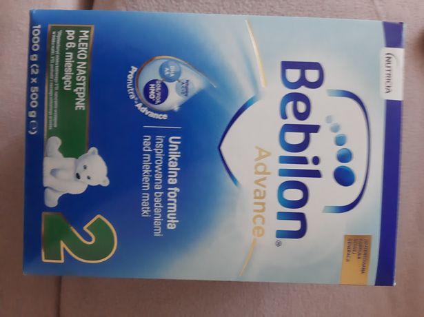 Mleko Bebilon 2, nowe.
