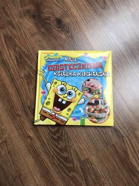 Książka Moja ciasteczkowa książka kucharska