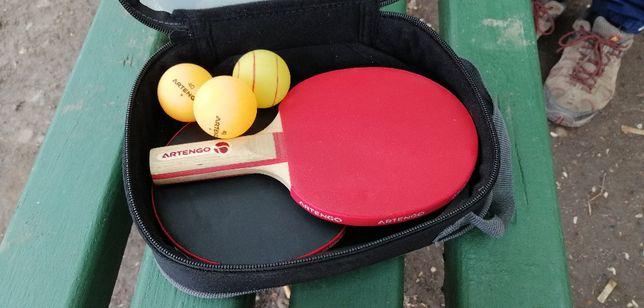 Портативний настольний теніс.фірменний-Artengo/весь комплект.новий.