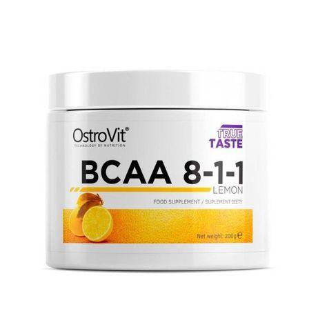 Ostrovit BCAA 8-1-1 -200gr-40 порций(Протеин,Гейнер,Креатин,Омега 3)
