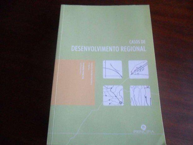 """""""Casos de Desenvolvimento Regional"""" de Rui Nuno Baleiras - 2 Livros"""
