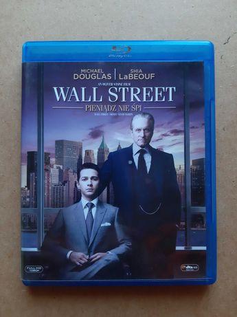Wall Street Pieniądz Nie Śpi Blu Ray