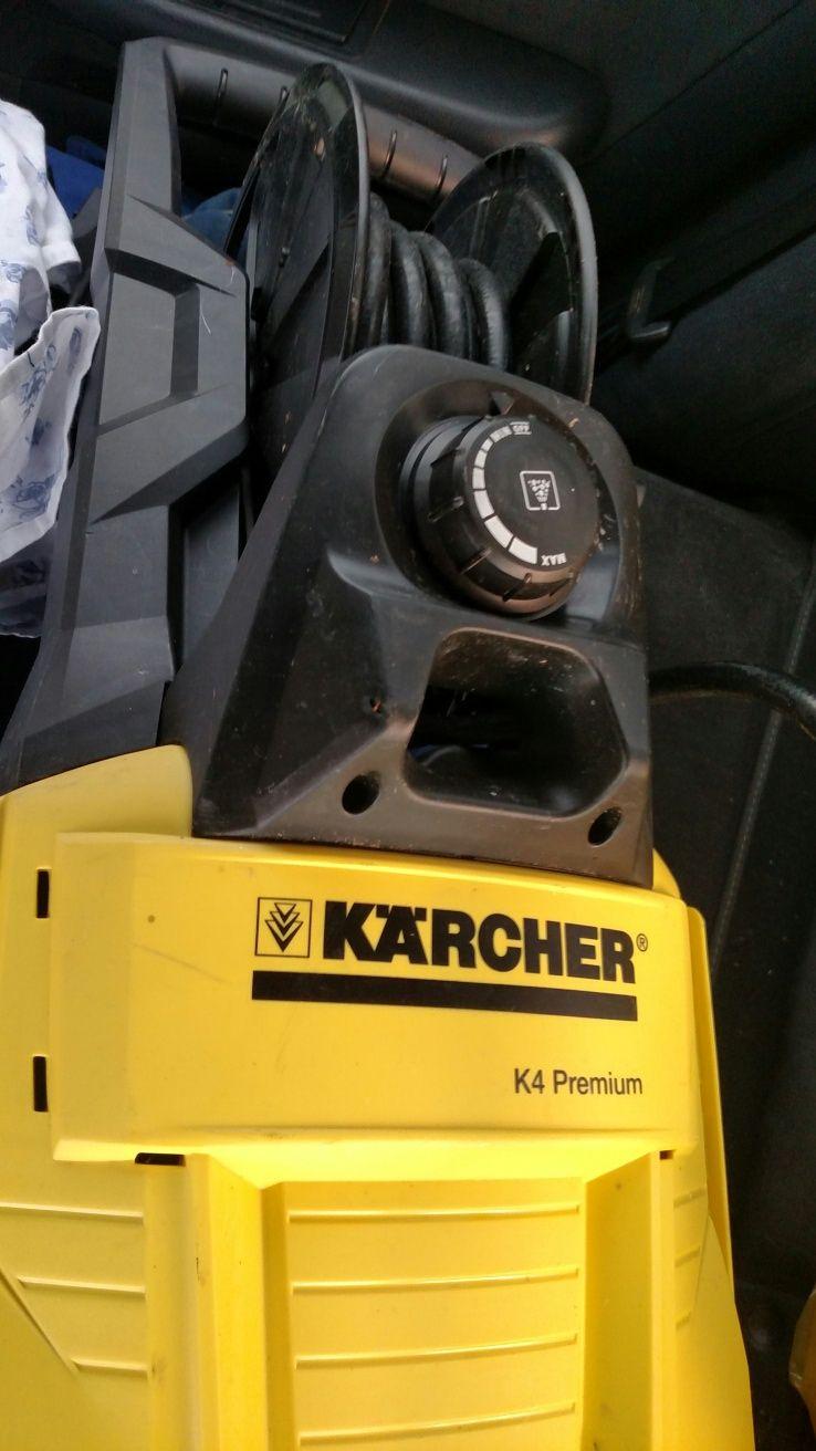 Мийка високого тиску Kärcher к4 full control Premium