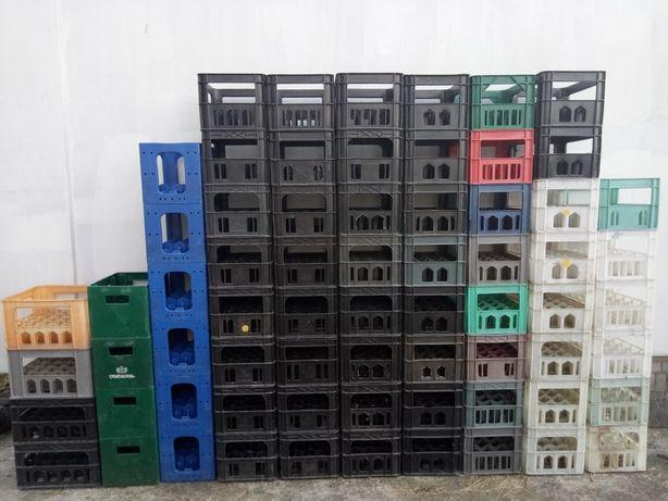 Пивні ящики Ящики для пляшок 0.5