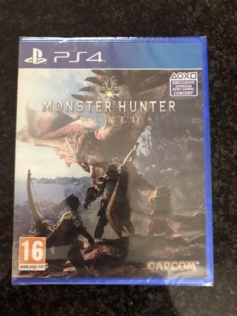Monster Hunter World ps4 ## SELADO ##
