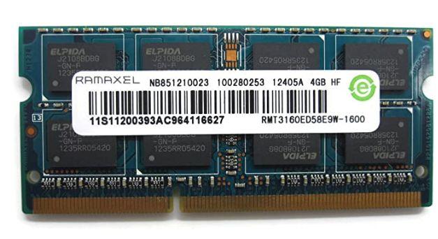 Модуль памяти Ramaxel 4gb Ddr3 Pc3-12800s 1600mhz 1.5v Киев - изображение 1