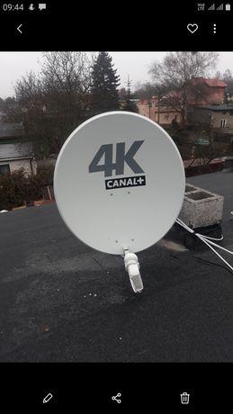 MONTAŻ USTAWIENIE NAPRAWA anten regulacja polsat nc+ tv sat DVB-T