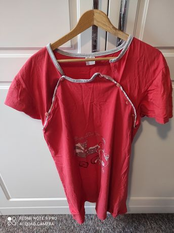 Koszula ciążowa do karmienia r. L
