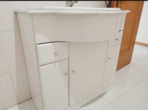 Móvel C / Lavatório  WC