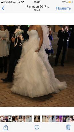 Свадебное платье по дизайну VeraVang