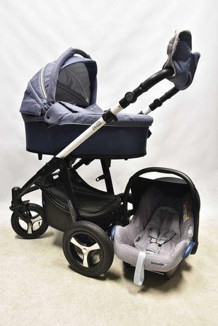Baby Design Husky 3w1 z fotelikiem Maxi-Cosi Cabriofix SPRAWDŹ!