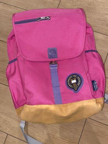 Ортопедический рюкзак в школу Oxford розовый