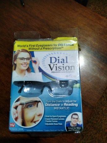 Очьки с регулировкой Dial Vision.