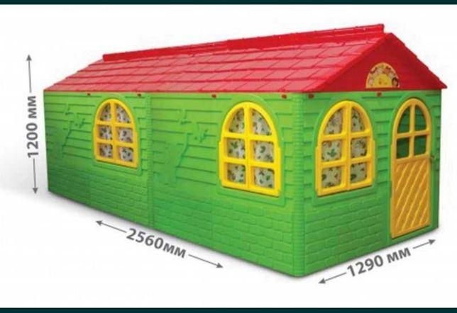 Будинок ігровий,домик игровой пластиковый