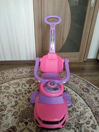 Машинка,толокар для дівчинки