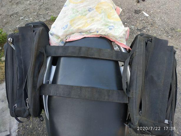 Honda NX dominator,сумки, багажник, переднее колесо,карбюратор, зеркал