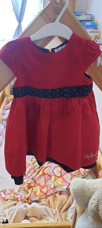 Sukienki spodniczka dziewczynka 86