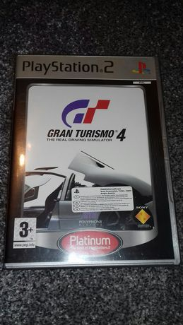 Gran Turismo 4 Play Station 2
