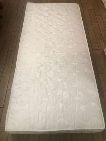 Materac piankowo-bonelowy 90x200
