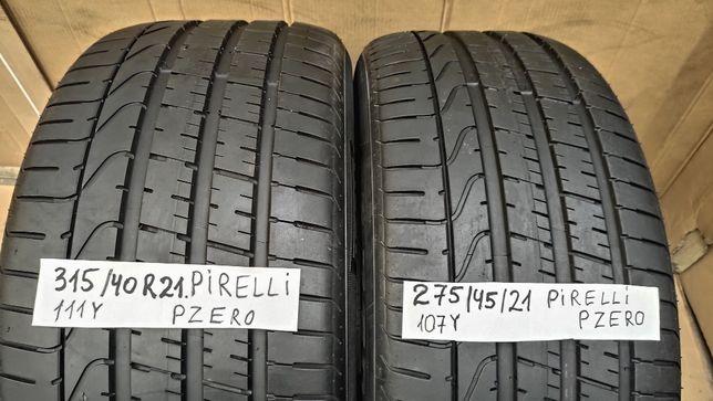 Шина 275/45R21 Pirelli // 315/40R21 Pirelli // 245/40R20 Goodyear