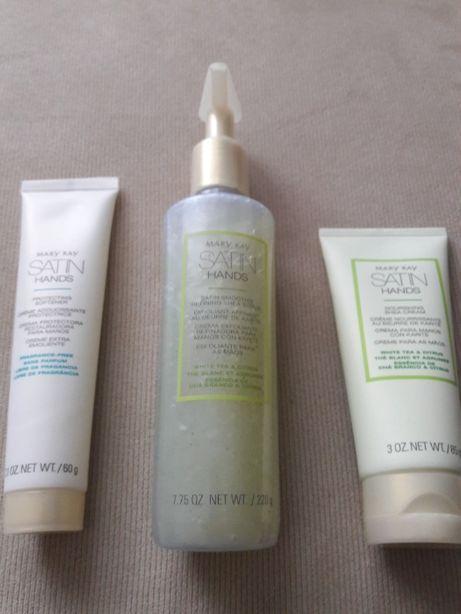 Mary Kay Satin Hands zestaw kosmetyków dla kobiet