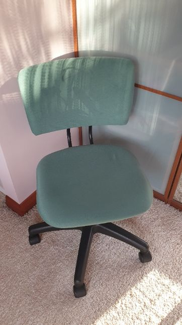 krzesło biurowe dziecięce IKEA