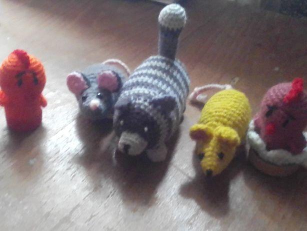 В'язанні іграшки для дітей