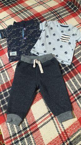 Пакет вещей для мальчика 3-6 месяца