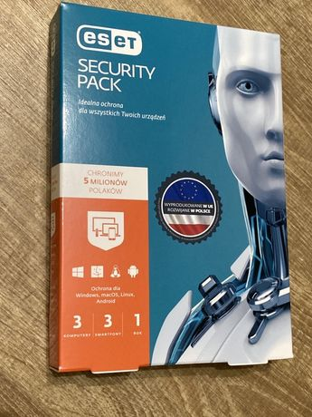 Eset Security Pack 1 rok