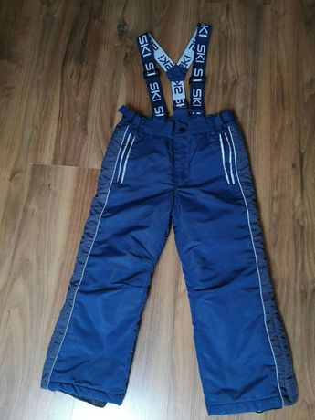 Spodnie narciarskie cool club 116