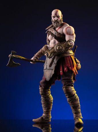 Фигура Кратос Бог Войны Kratos God of War Sony Playstation Mondo