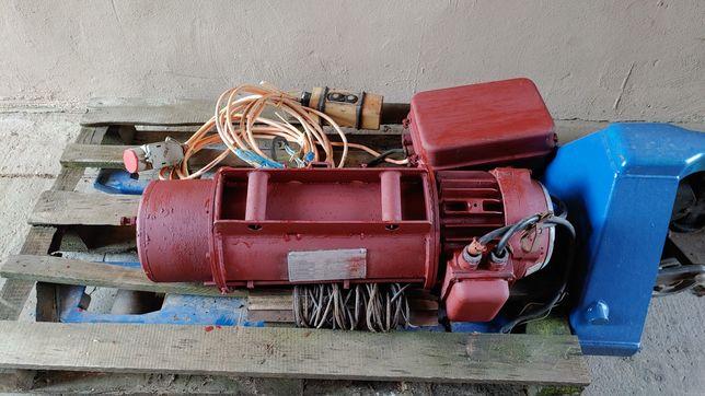 Wyciagarka balkancar 500 kg winda budowlana