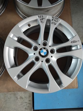 423 Felgi aluminiowe ORYGINAŁ BMW R 18 5x120 otwór 72,5 Ładne