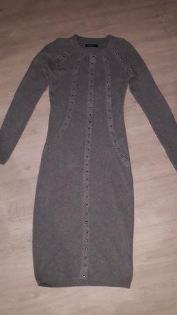 Платье вязка