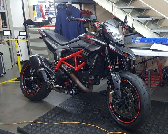 Ducati Hypermotard como nova