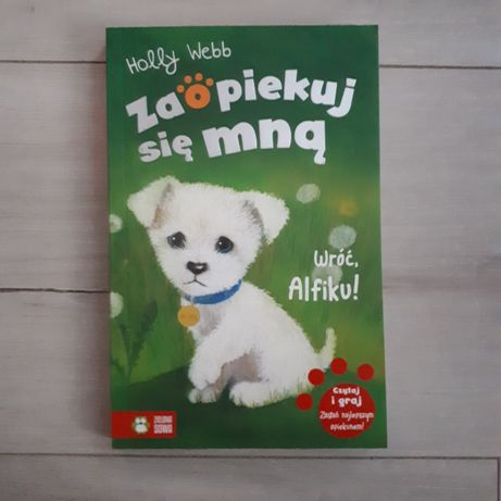 Wróć Alfiku Holly Webb