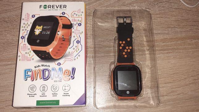 Smartwatch z funkcją połączeń telefonicznych i lokalizacją